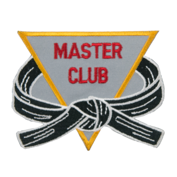 1317 Masters Club Patch 3.5""