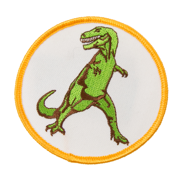 1382 Dinosaur Patch 3""