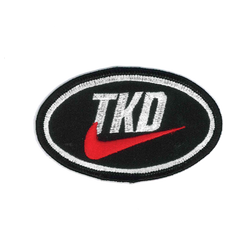"1388 TKD Patch 4""W"