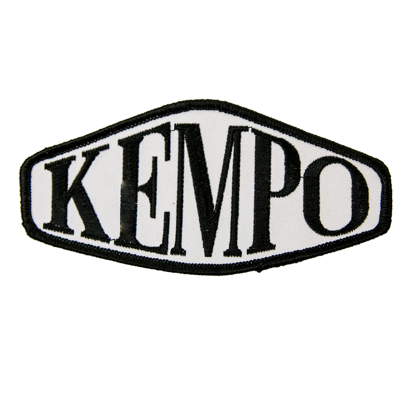 "1433 Kempo Patch 5""W"