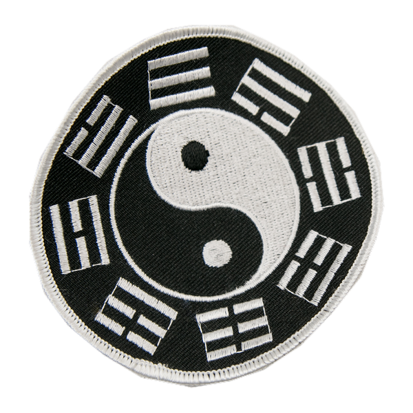 1461 Yin Yang Korean Patch 3.5""