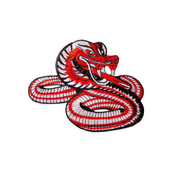 1540 Red Viper Patch
