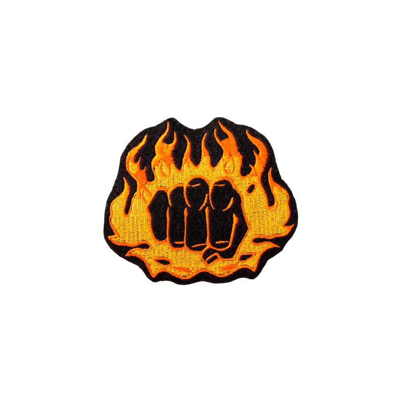 1541 Fire Fist Patch