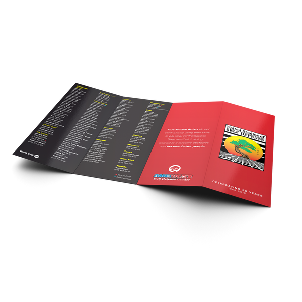 USSD 2018 Brochures (Pack of 50)