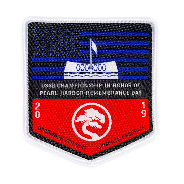 2019 USSD National Championship Patch