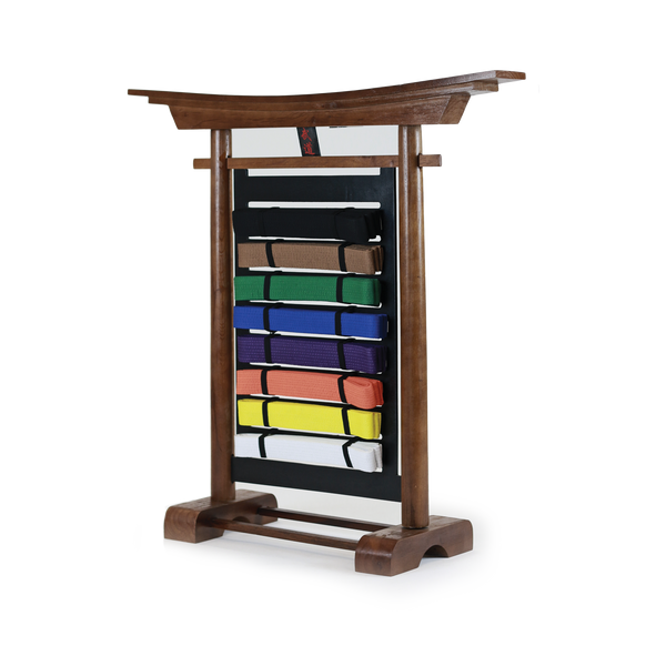 Budo Belt Rank Display Desktop