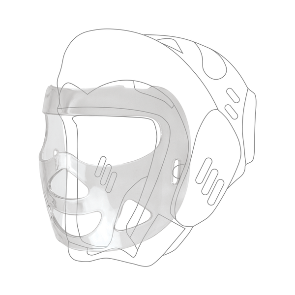 Clear Protective Mask