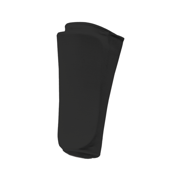 Cloth Black Shin Guard