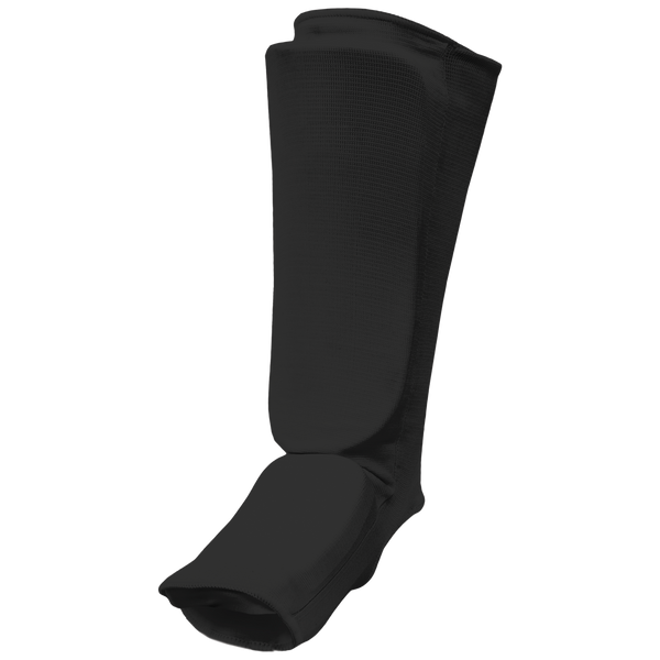Cloth Black Shin-Instep Guard