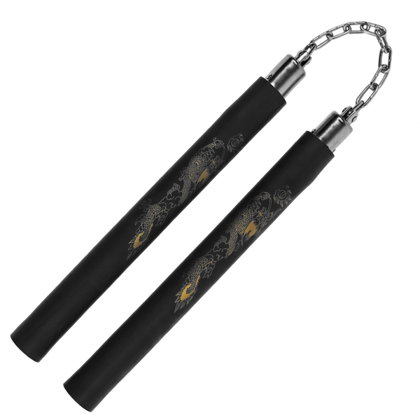 Foam Nunchaku with Chain