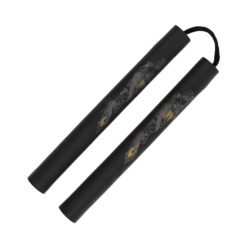 Foam Nunchaku with Cord