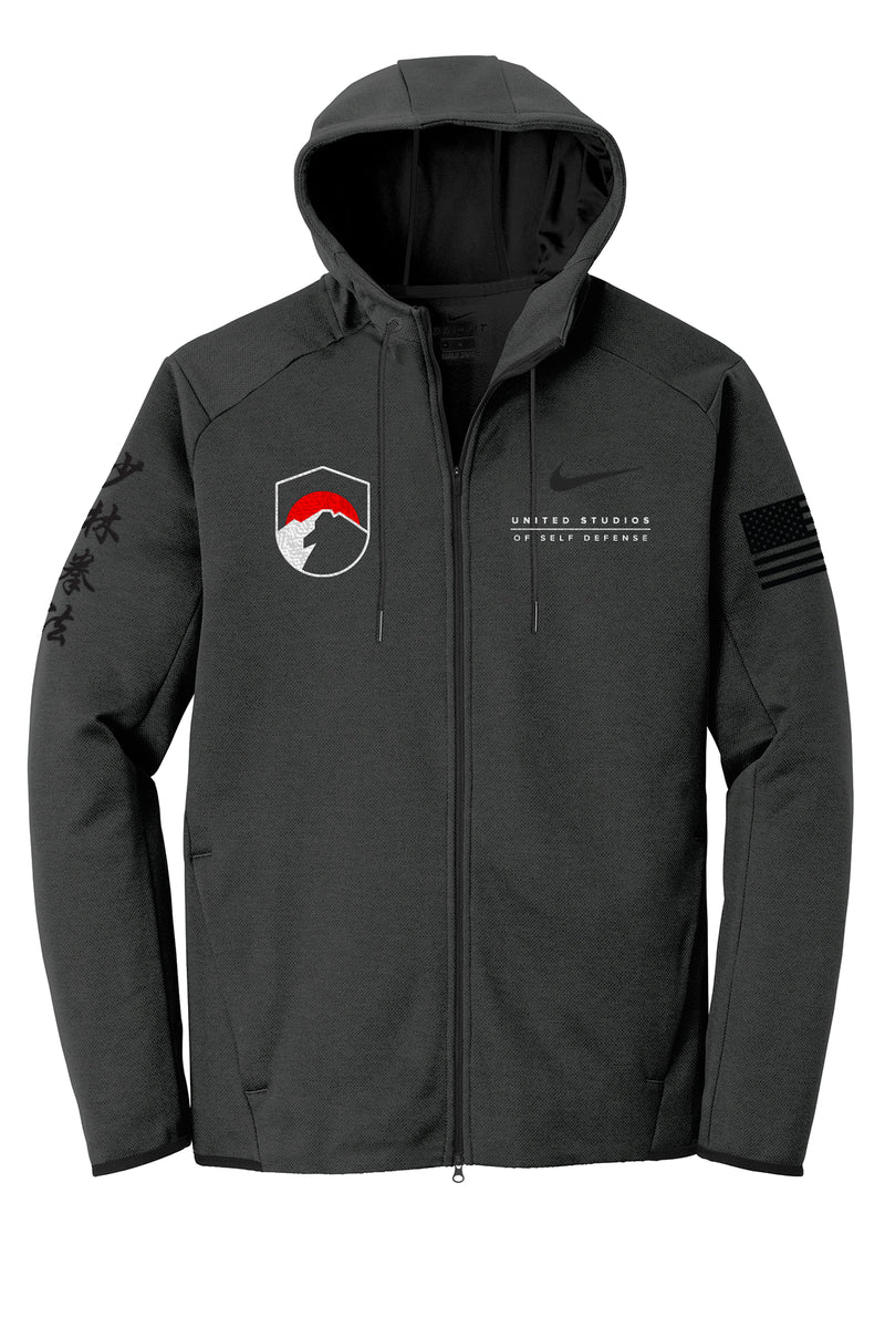 Redmond Dojo Nike ThermaFit Zip Up Hoodie