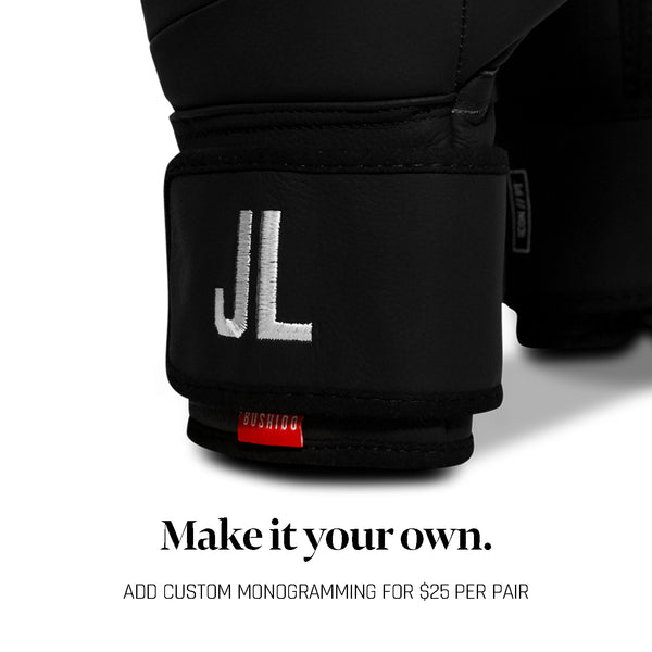 Icon Pro Training Boxing Gloves: Snow