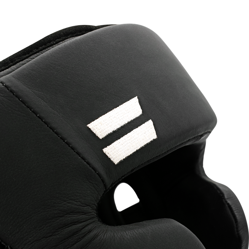 Icon Pro Training Headguard: Onyx