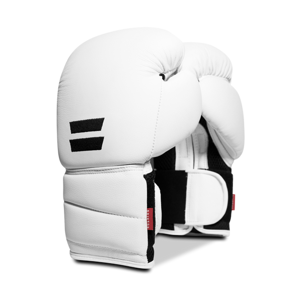 Icon Sport Training Boxing Gloves: Snow
