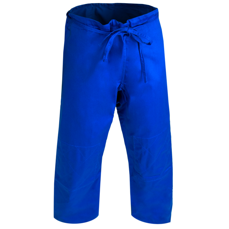 Judo Blue Single Weave Uniform