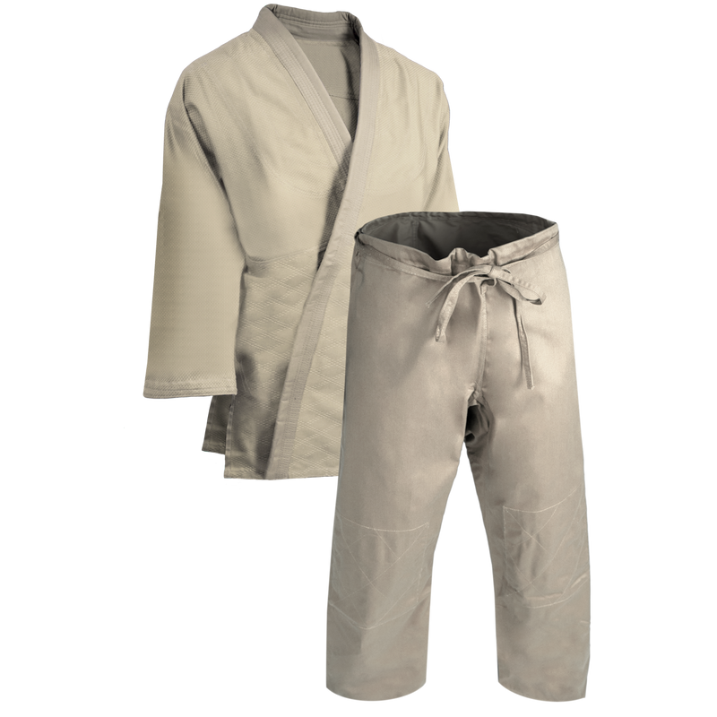 Judo Natural Single Weave Uniform