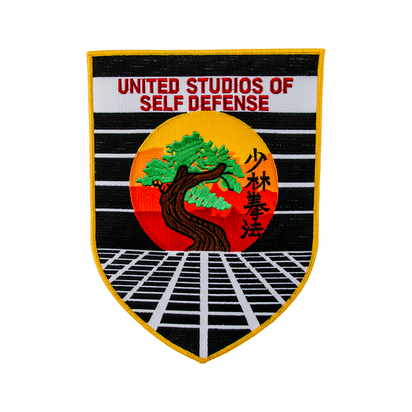 "USSD Logo Back Patch (10"")"