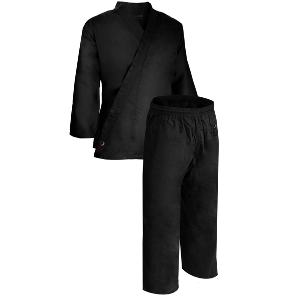 7oz Black Lightweight Uniform