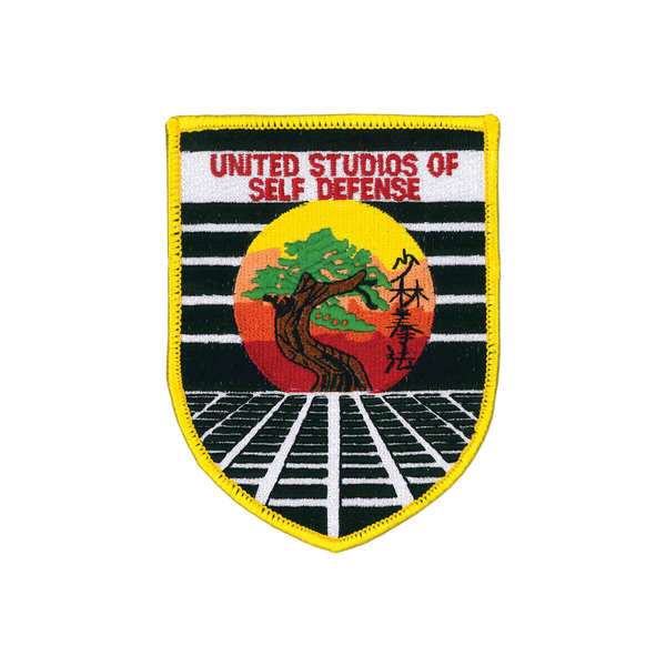 USSD Logo Patch