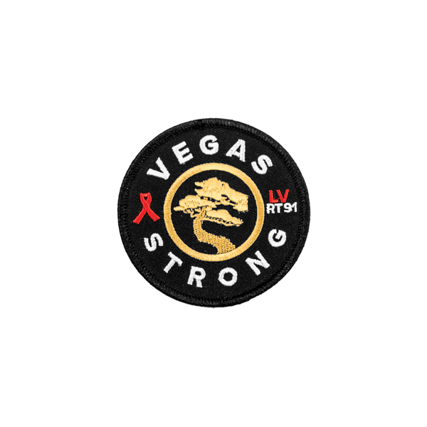 USSD Vegas Strong Patch