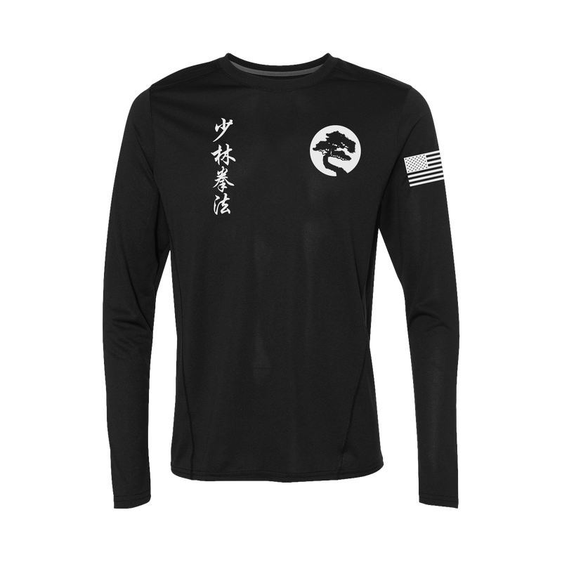 USSD Performance Long-Sleeve Tee