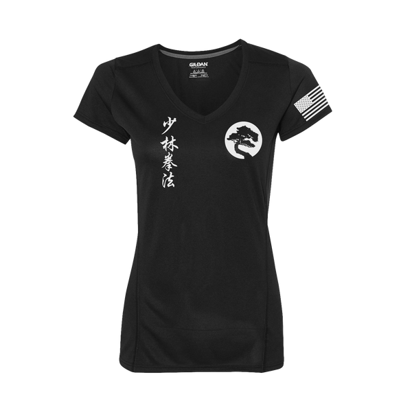USSD Performance Women's V-Neck