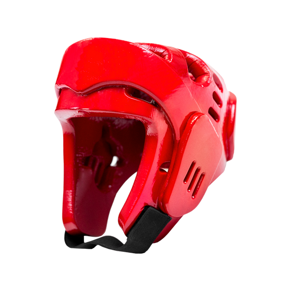 ProFoam Red Helmet