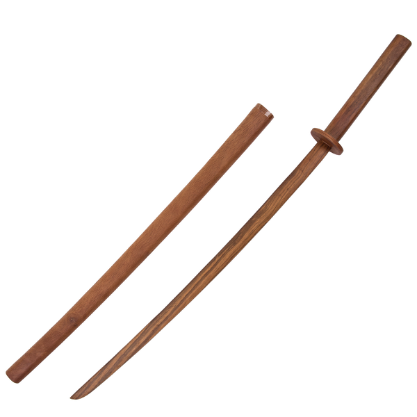 Red Oak Bokken with Scabbard