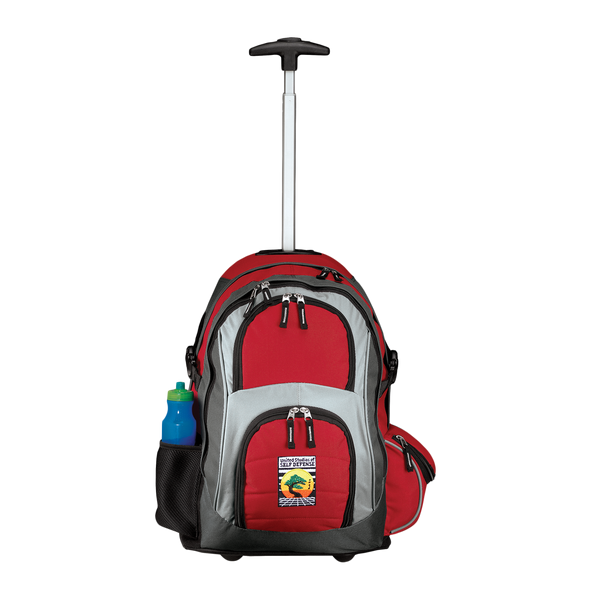 USSD Roller Backpack