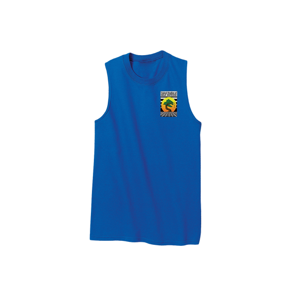 USSD Sleeveless T-Shirt