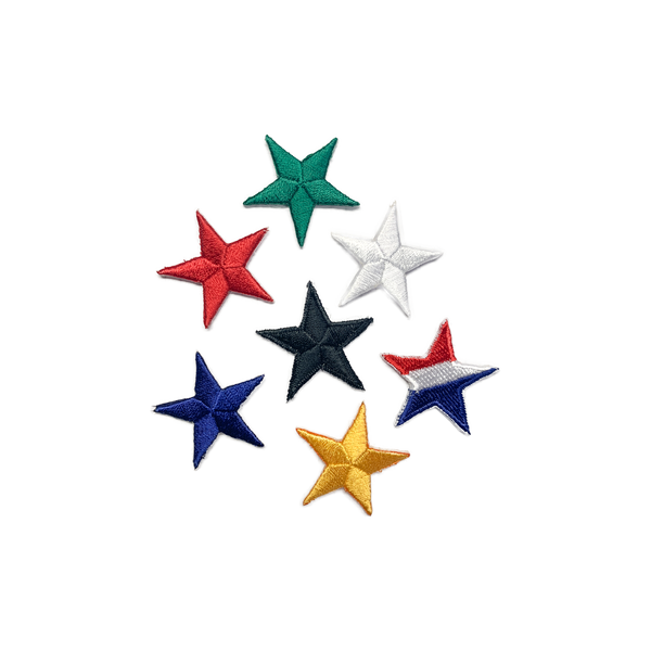 Star Patches 50 Pack