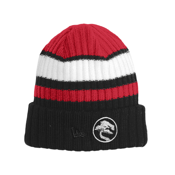 USSD New Era Ribbed Tailgate Beanie
