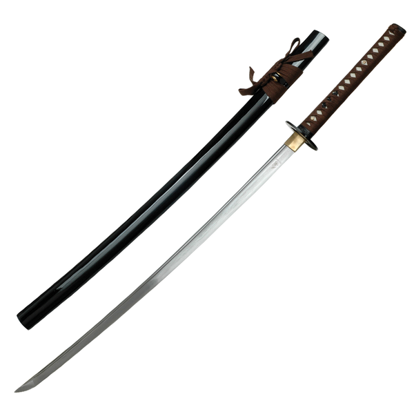 Ten Ryu Damascus Katana