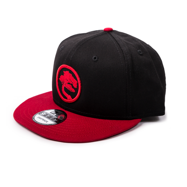 USSD New Era Flat Bill SnapBack Cap