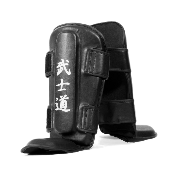 Warrior Black Shin Instep Guard