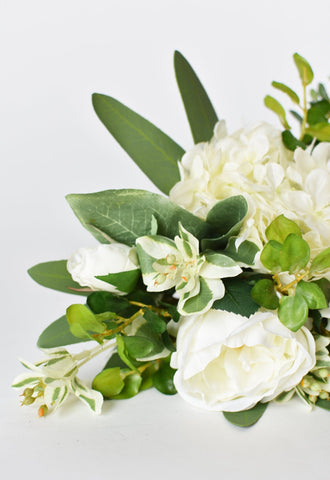 "31"" Dahlia Spray Sunset"