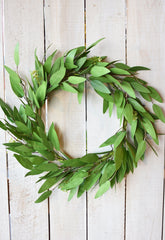 "24"" Seeded Eucalyptus Wreath"