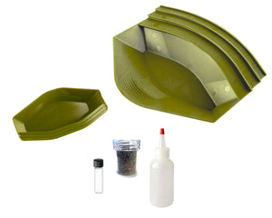 >> Sale << [Clear or Green]: Gold Claw Original + Pocket Pan + First Gold Experience Kit