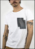 JOSEPH T SHIRT WHITE MENS