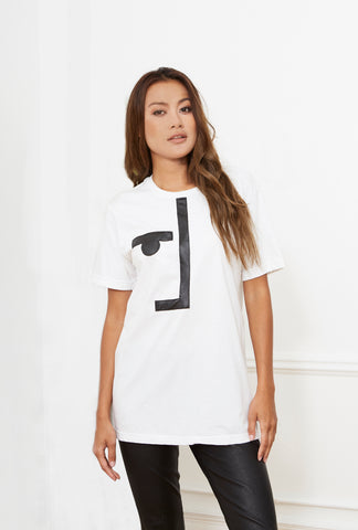 Face Organic Cotton Unisex T-shirt