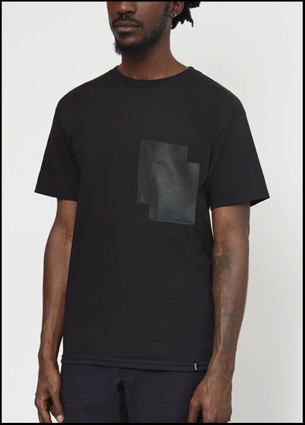 JOSEPH T SHIRT BLACK MENS