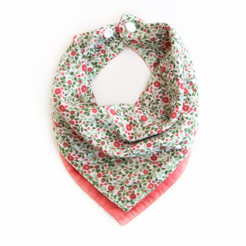 "Twigs & Co. ""Give Back: Angel Tree"" Bandana Bib"