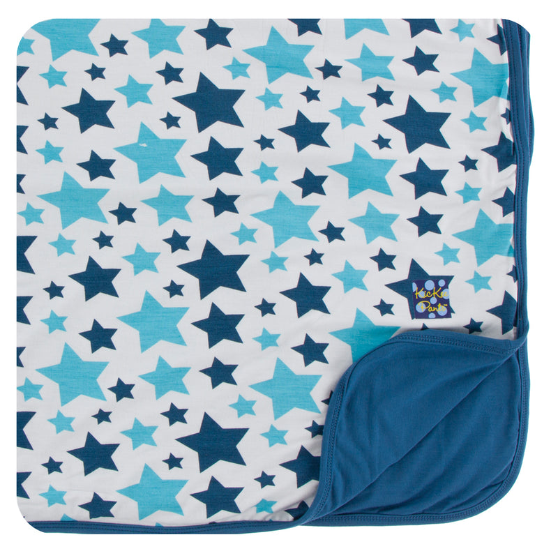 Toddler Blanket - Confetti Star