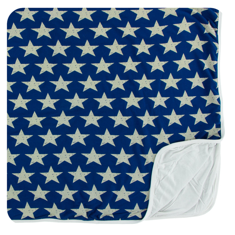 Toddler Blanket - Vintage Stars