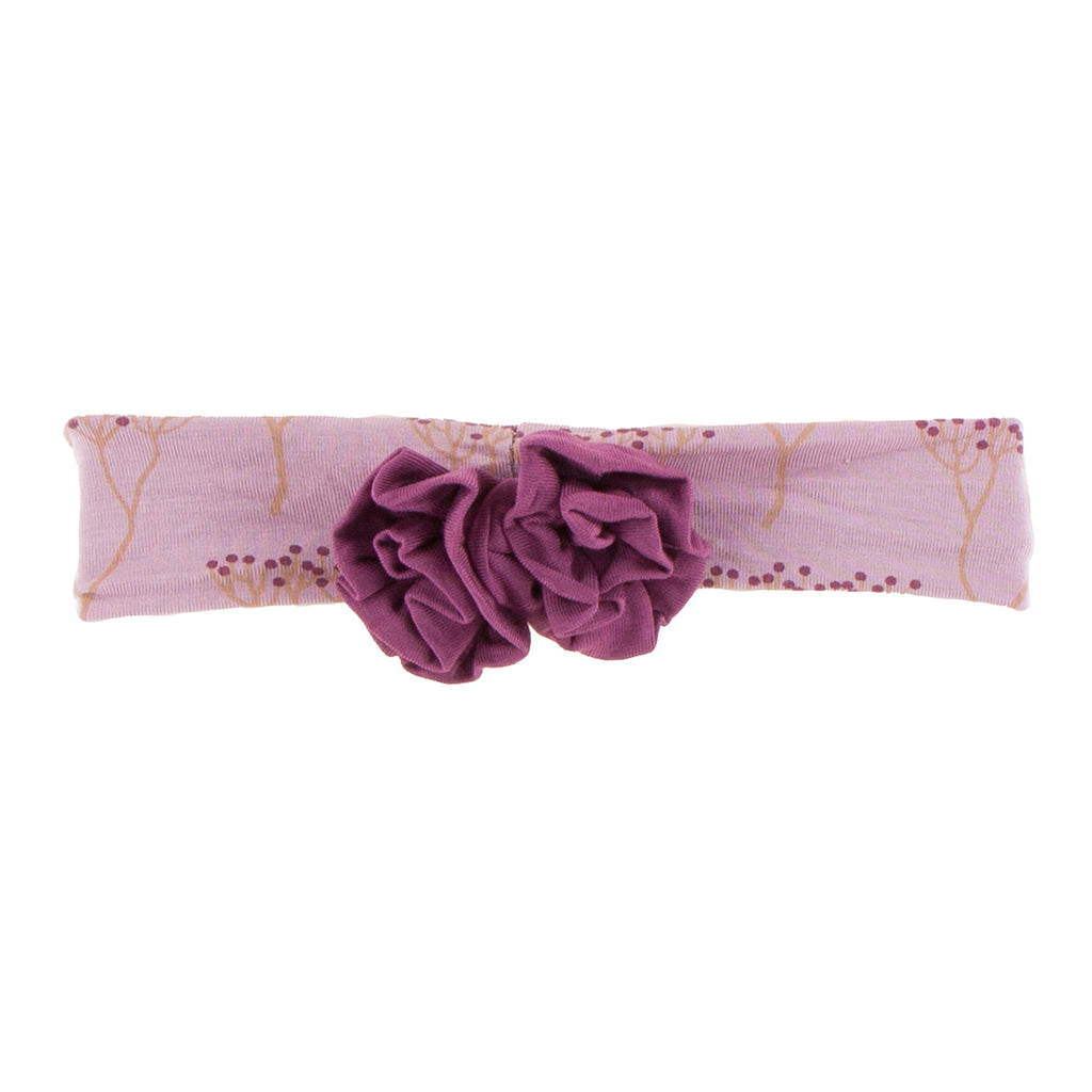 Print Flower Headband-Cooksonia
