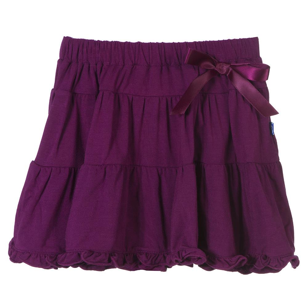 "Kickee Pants ""Melody"" Tiered Skirt"