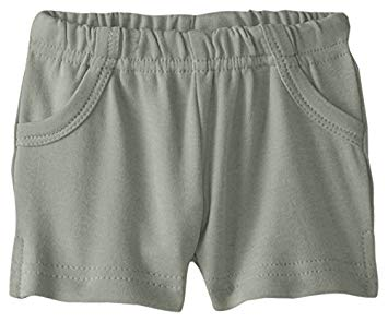 Shorts - Light Gray (6-12 Months)
