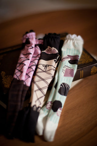 Cakes and Sweets BJD stockings SD / MSD / Blythe / Yo-SD / Monster High