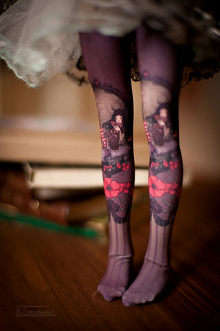 Forest Fairies BJD stockings SD / MSD / Blythe / Yo-SD / Monster High